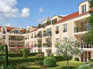Programme immobilier neuf Le Carré Jaurès à TRAPPES