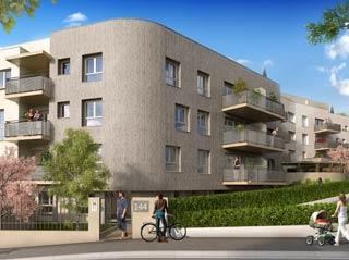 Programme immobilier neuf HORIZON 144 à TOULOUSE