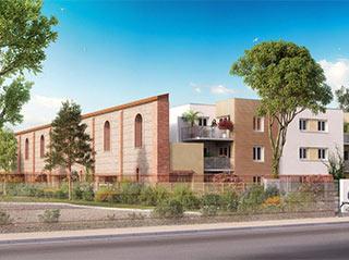 Programme immobilier neuf LES JARDINS DE CAMILLE à PERPIGNAN