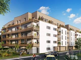 Programme immobilier neuf COEUR ARPAJON à ARPAJON