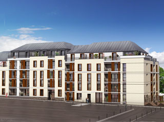Programme immobilier neuf Adélaïde Square à ANGERS