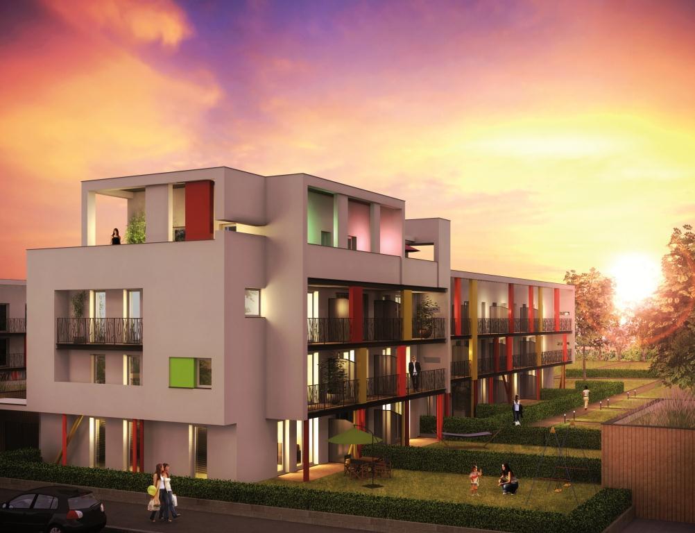 Achat vente logement neuf le jardin des capucines dijon - Exoneration taxe fonciere logement neuf bbc ...