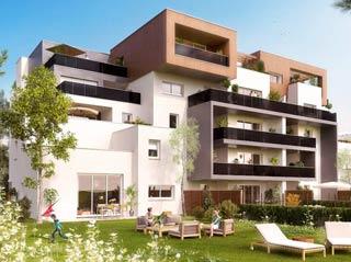 Programme immobilier neuf LE PATIO DE NYSA à PERPIGNAN