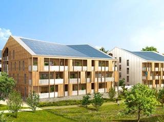 Programme immobilier neuf TEMPO à CARQUEFOU