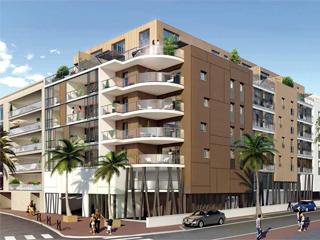 Programme immobilier neuf ANGLE MARINE à SAINT RAPHAEL
