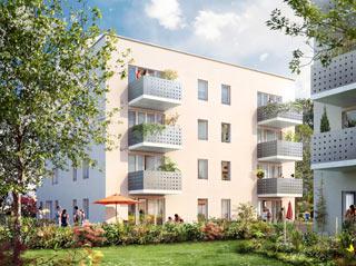 Programme immobilier neuf CITY'LODGE à FEYZIN