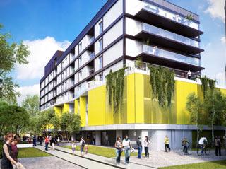 Programme immobilier neuf La Manufacture - L'Esplanade à METZ