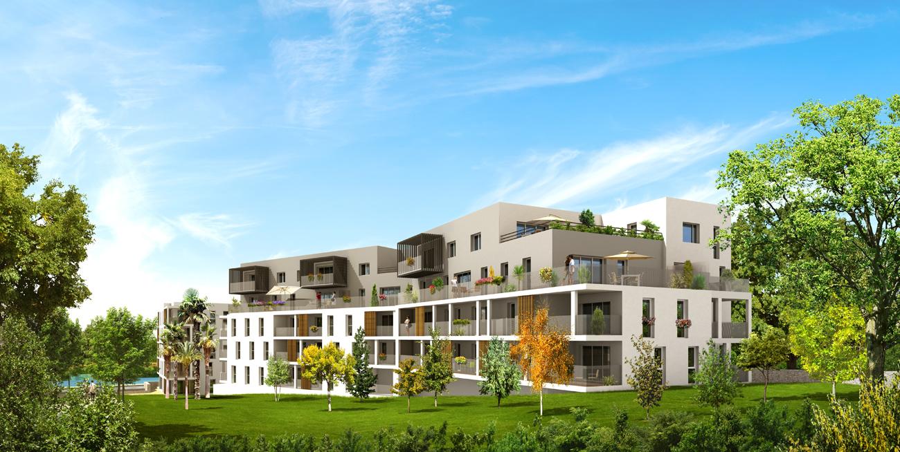Achat vente logement neuf eden parcs nantes - Exoneration taxe fonciere logement neuf bbc ...