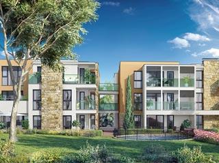 Programme immobilier neuf LA CLOSERAIE à SAINT CYR AU MONT D OR