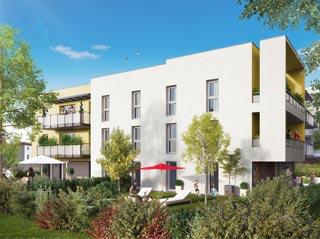 Programme immobilier neuf HARMONY à STRASBOURG