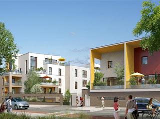 Programme immobilier neuf LES 3 SOLEILS à SAINT CYR L ECOLE