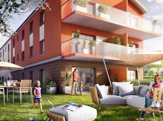 Programme immobilier neuf TERRACOTTA à COURNON D AUVERGNE