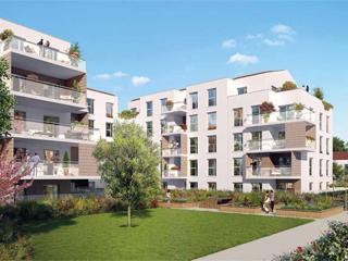 Programme immobilier neuf CAP VILLAGE à VAULX EN VELIN