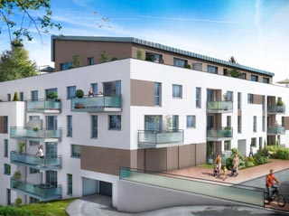 Programme immobilier neuf NEOS à TOULOUSE