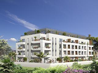 Programme immobilier neuf CARRE MORGIOU à MARSEILLE