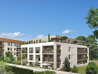 Programme immobilier neuf VILLA EUGENIE à ECULLY
