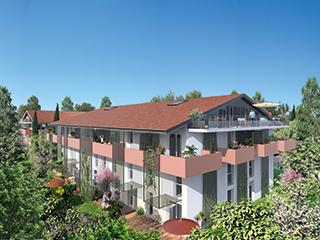 Programme immobilier neuf LES CAPITOULS à TOULOUSE
