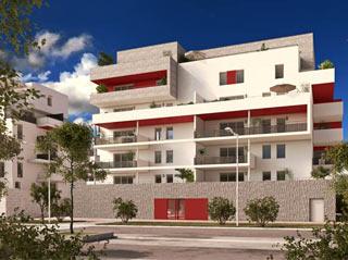 Programme immobilier neuf L'APARTE II à PERPIGNAN