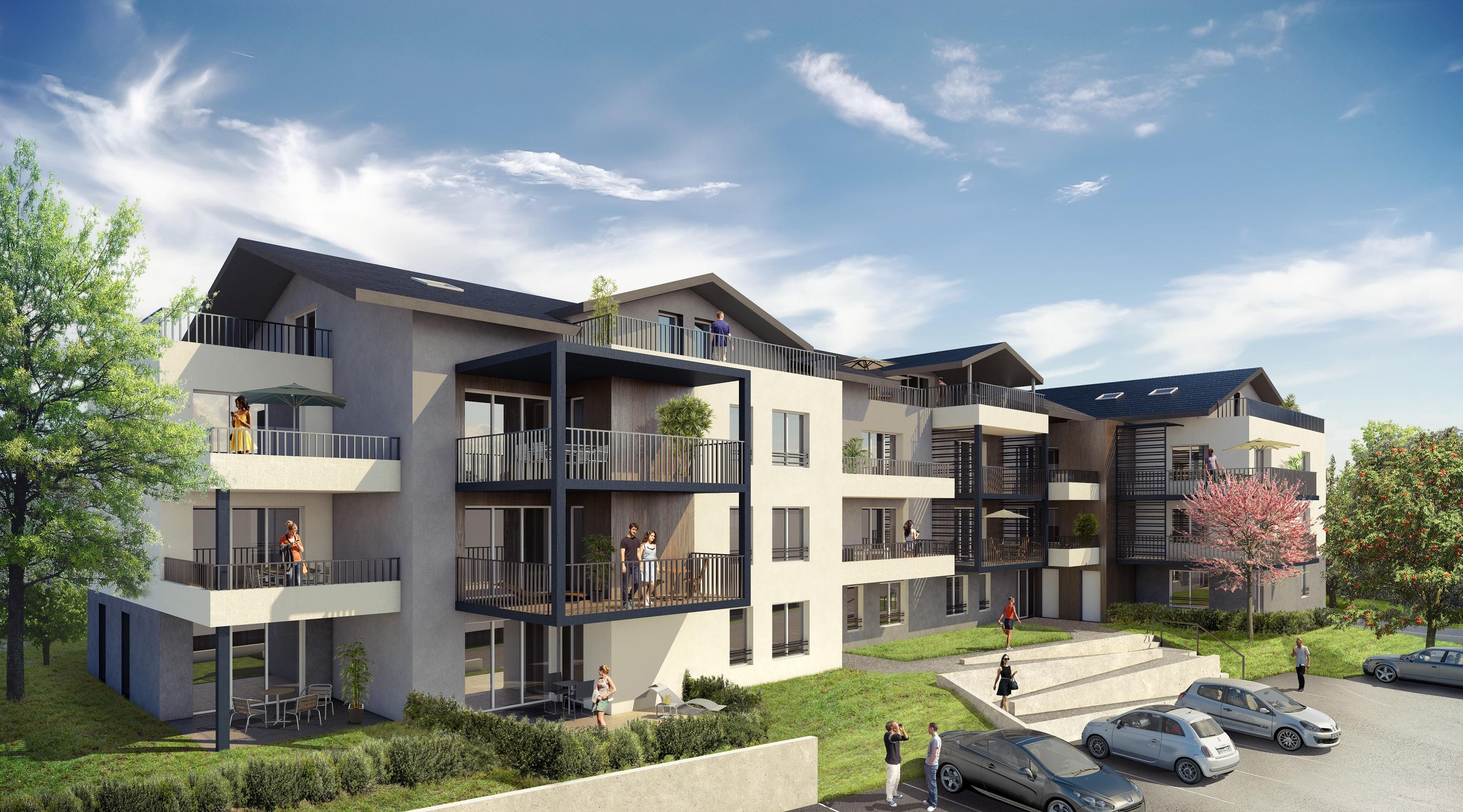 Achat vente logement neuf cap leman excenevex - Exoneration taxe fonciere logement neuf bbc ...