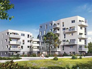 Programme immobilier neuf L'AUSTRAL à NANTES