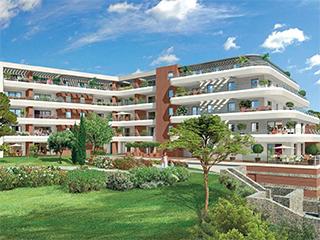 Programme immobilier neuf VILLA HERMES à MONTPELLIER