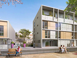 Programme immobilier neuf LE DOME à LYON