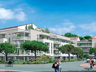Programme immobilier neuf LE COTTAGE à TOULOUSE