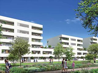 Programme immobilier neuf LE CASSIOPEE à BEAUZELLE