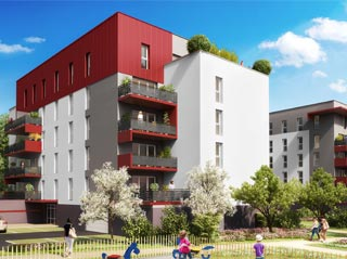 Programme immobilier neuf APPY à ANGERS
