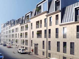 Programme immobilier neuf ORIGINE à LA ROCHELLE
