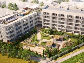 Programme immobilier neuf ILOZEN à MONTPELLIER