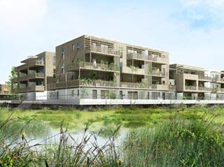 Programme immobilier neuf L'ESCALE à OSTWALD