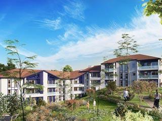 Programme immobilier neuf HARITZAGA à BIDART