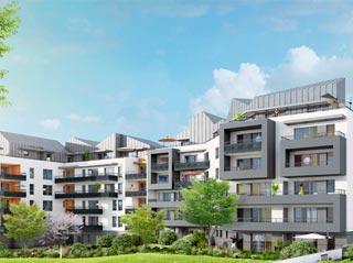 Programme immobilier neuf ParadoXe à SAINT JULIEN EN GENEVOIS