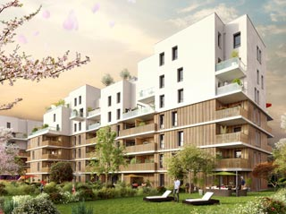 Programme immobilier neuf SAKURA à AMBILLY
