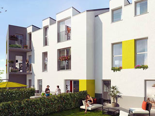 Programme immobilier neuf Distinguo à MEAUX