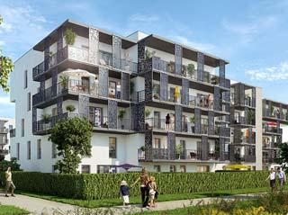 Programme immobilier neuf OuVERTure à LIEUSAINT