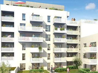 Programme immobilier neuf MELODIA à VILLEURBANNE