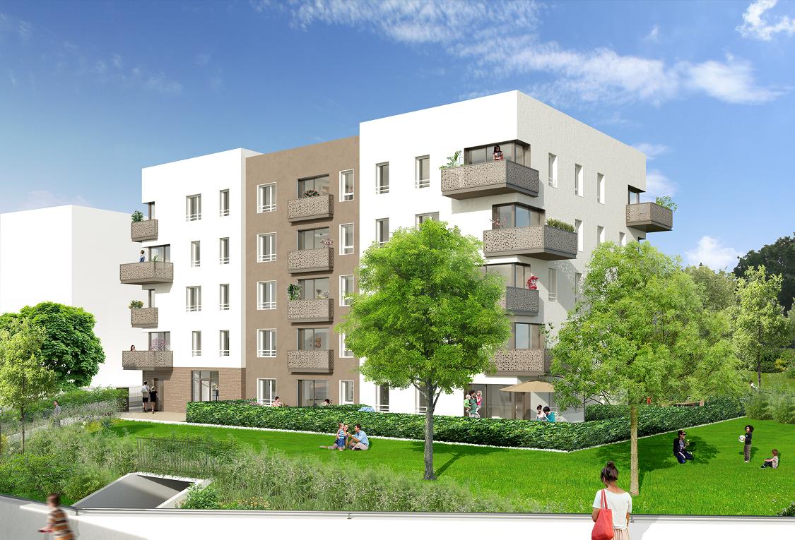 Achat vente logement neuf belle vue les mureaux - Exoneration taxe fonciere logement neuf bbc ...