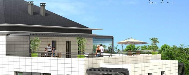 Achat vente logement neuf le domaine de la gruette - Exoneration taxe fonciere logement neuf bbc ...
