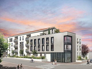 Programme immobilier neuf VILLA MAXIME à VIENNE
