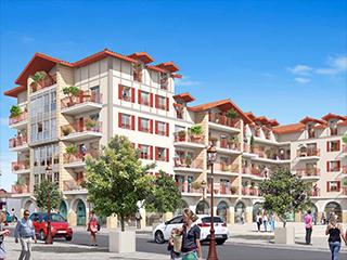 Programme immobilier neuf HEGOALDEA à HENDAYE