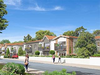 Programme immobilier neuf LE DOMAINE DES TESTERINS à LA TESTE-DE-BUCH