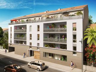 Programme immobilier neuf L'AMARYLLIS à TOULON