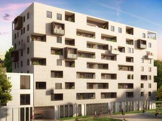 Programme immobilier neuf L'EMPREINTE à TOULOUSE