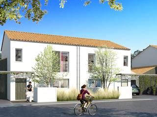 Programme immobilier neuf LES JARDINS DU MOULIN à LAGORD