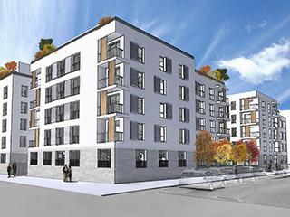 Programme immobilier neuf LE CARRE MACE à LYON