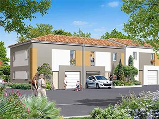 Programme immobilier neuf VILLAS D'OE à MERIGNAC
