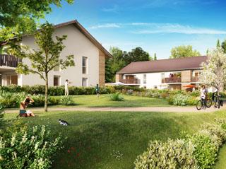 Programme immobilier neuf AU FIL DE L'Ô à SAINT MARTIN BELLEVUE