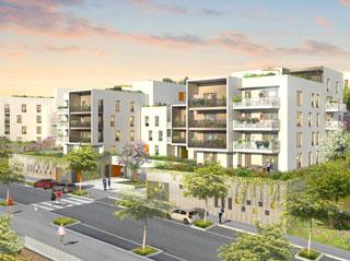 Programme immobilier neuf Mont Village à CLERMONT FERRAND